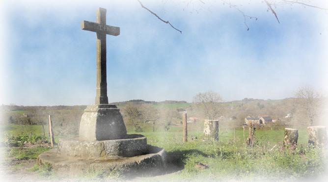 Inventaire des croix de missionnaires en vue de leur restauration