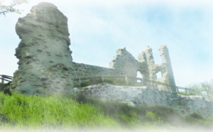 Vestiges du château de Thygnières